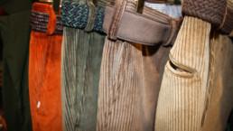 pantaloni velluto