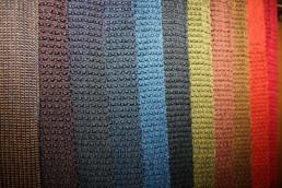 cravatta di maglia
