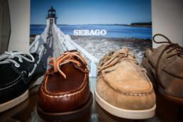 scarpe da barca