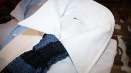 camicia in cotone cellulare